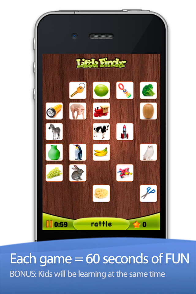 Little Finder - Educational App